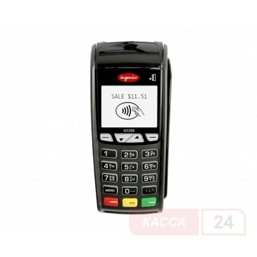 Отличный безналичный Ingenico ICT250