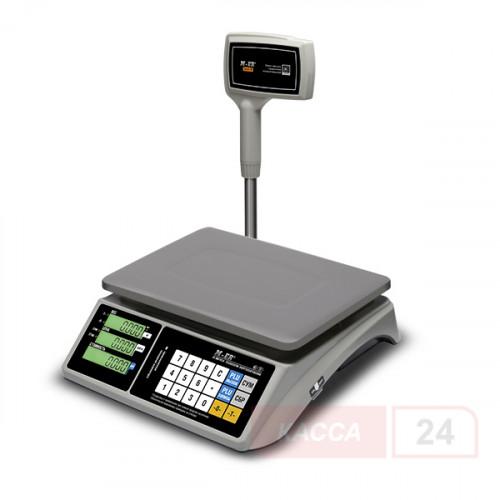 "Весы торговые M-ER 328 AC(PX) ""Touch-M"""