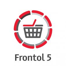 Frontol 5 Торговля 54ФЗ, Электронная лицензия