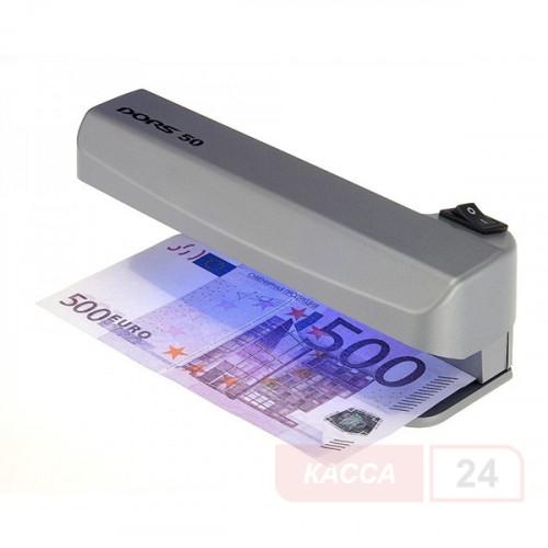 Детектор банкнот DORS 50